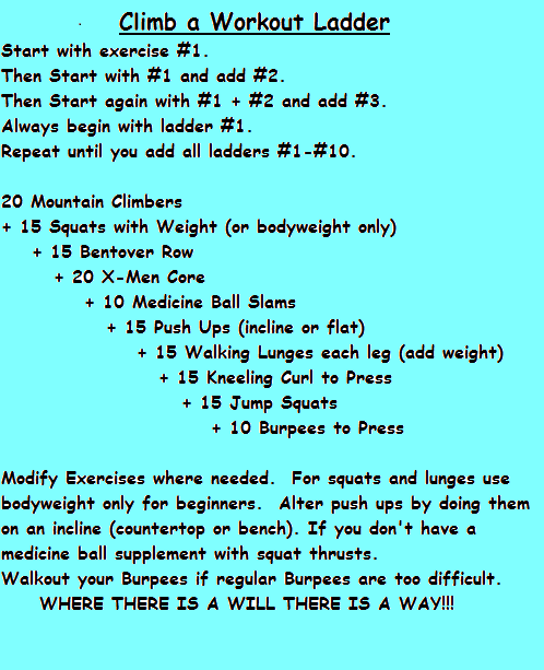 Ultimate NO EXCUSES Full Body Workout Routine