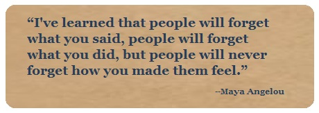 Maya Angelou quot